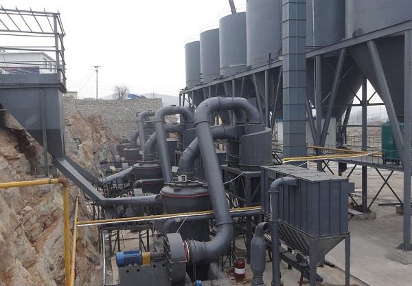 山东煤粉生产线