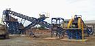 矿山破碎机生产线
